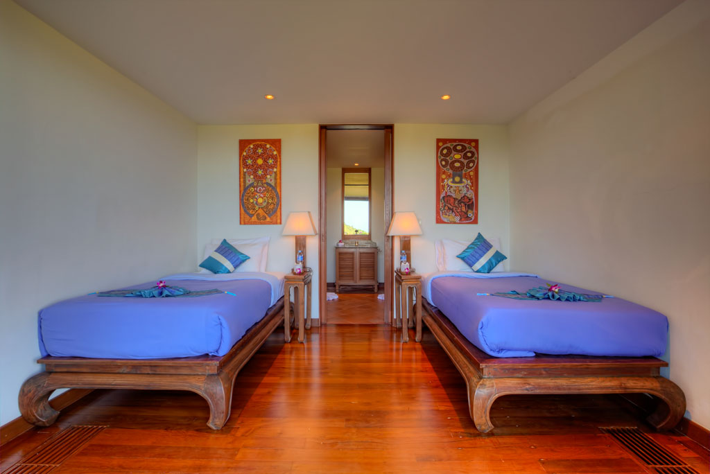 thai villa to rent in phuket location image